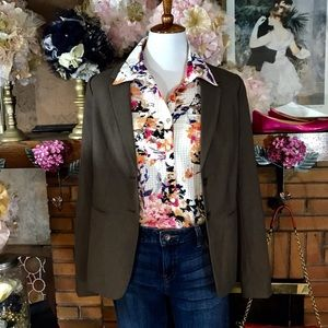 THE LIMITED BLAZER (8); NOTATIONS TOP (M/L)